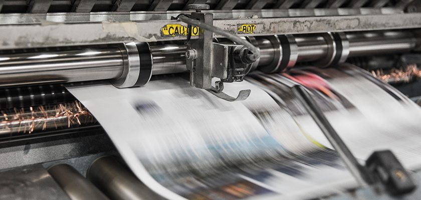 5 Ways To Use Print Media Effectively